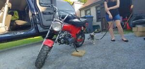 Réplique Honda Ct70 (Modifié)