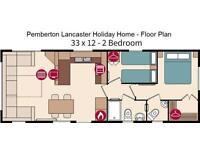 Static Caravan Christchurch Dorset 2 Bedrooms 6 Berth Pemberton Lancaster 2017
