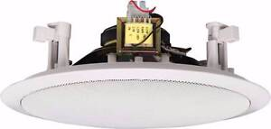 """New 2 x REDBACK C2125 • 200mm (8"""") 5W 100V Twin ConeSpeaker North Wahroonga Ku-ring-gai Area Preview"""