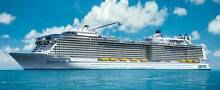 Cruise OVATION of the SEAS - Freo to Sydney 6 - 15 Dec 2016, 3pax West Perth Perth City Preview