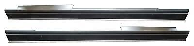Slip-on Rocker Panel outer skin fits 96-00 Dodge Caravan Plymouth Voyager PAIR