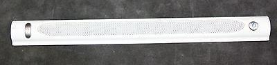Power Button Keyboard/Hinge Cover Bezel White--Averatec 1000/1050 10.6