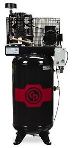 IN STOCK!! 7.5HP Chicago Pneumatic Premium Series Compressor