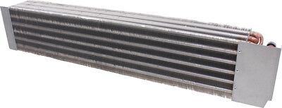 Al163862 Evaporator With Heater Core For John Deere 6120 6200 62200l Tractors