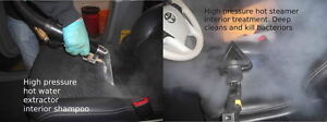 Auto cleaning/Detailing/Shampoo and wax at the best price Kitchener / Waterloo Kitchener Area image 2