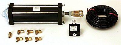 Air Cylinder W/ Push Pull Valve Kit Tailgate