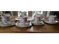 Vintage Paragon China Tea Set