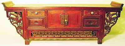 Antique Chinese Petit Altar (3148), Circa early of 19th century