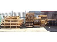 FREE PALLETS AVAILABLE
