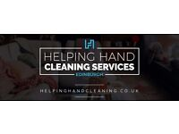 Domestic and Commercial Cleaning Services, Edinburgh: Helping Hand Cleaning