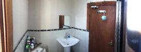 13.8.18 double room quiet clean warm mature good house area just off city all major bills included