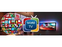 Smart IPTV,Fire stick,Fire TV,Android Box,Tablet,Mag,Zgemma,Apple,Samsung,LG,Sony, Hisense,Openbox