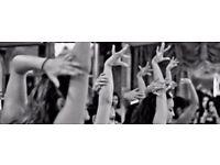 LADIES LATIN DANCE CLASSES