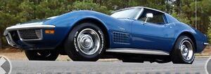 Teach me about Corvette Stingray? Southbank Melbourne City Preview