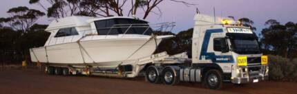 Move your Car Boat Caravan & Machinery - Transportation Services