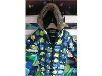 Next 18-24 snow suit