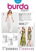 Burda Dress Patterns