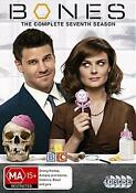 Bones TV Series DVD