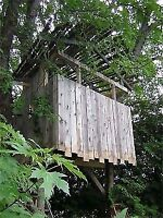 Tree Houses, Outbuildings