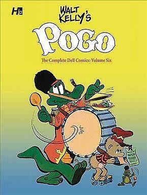 Walt Kelly's Pogo the Complete Dell Comics 6, Hardcover by Kelly, Walt, (Walt Kellys Pogo The Complete Dell Comics)