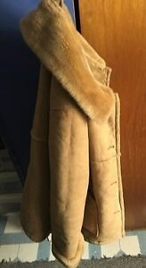 Light Brown Fur coat for sale !