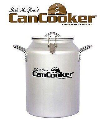 Original Can Cooker New 4 Gallon Aluminum Seth McGinn