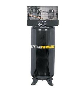 HOC - TWO STAGE AIR COMPRESSOR 227 LITER 5 HP 165 PSI + 1 YEAR WARRANTY + FREE SHIPPING