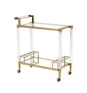 Barcart: Casino Bar Cart