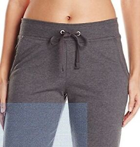 Hanes Women's French Terry Track Sweat Pants XL