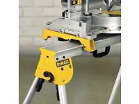 Dewalt DWS778 240v 250mm Slide Compact Mitre with table