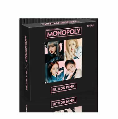 [BLACKPINK] OFFICIAL GOODS IN YOUR AREA MONOPOLY