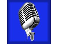 Wanted: Skilled Blues Vocalist