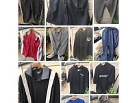 4XL 5XL 6XL Men's Casual/Hi Vis/Security Clothes