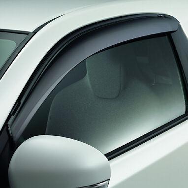 Genuine Toyota iQ Wind Deflectors Full Set 08611-74810 New Original Accessory