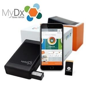 NEW MYDX 2.0 CANNABIS ANALYZER G1V2-03499 171858937 CANNADX SENSOR KIT