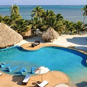 Captain Morgans Retreat-Ambergris Caye/Belize
