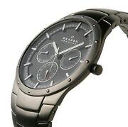 Mens Titanium Watch