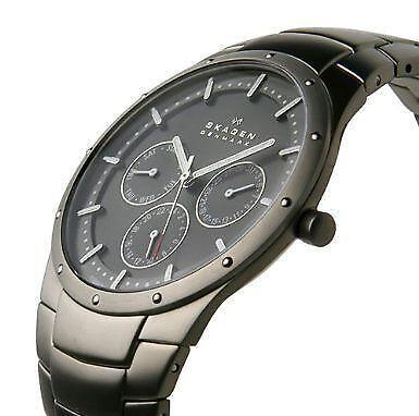 Mens titanium watch ebay for Titanium watches