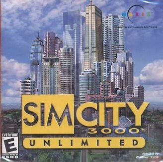 Wanted - SimCity 3000 Unlimited for PC Maitland Maitland Area Preview