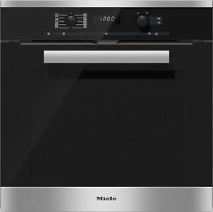MIELE  pyrolytic Oven, Induction Cooktop, Rangehood Kedron Brisbane North East Preview
