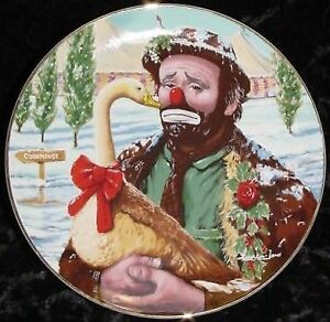 "Emmett Kelly ""Christmas Feast"""