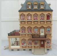 playmobil victorian mansion 5300 used