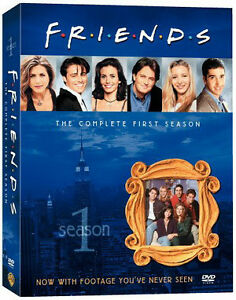 Friends DVD Seasons 1-6 perfect condition