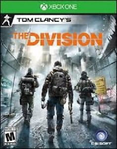 Tom Clancy The Division Xbox One !!! NEW !!!
