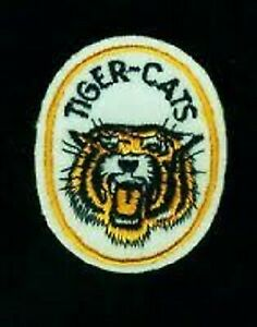 Wanted: Hamilton Tiger Cats CFL Patch