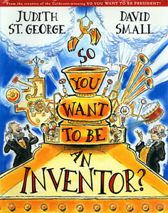 You Want to Be an Inventor book London Ontario image 1