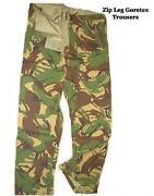 Army Goretex Trousers