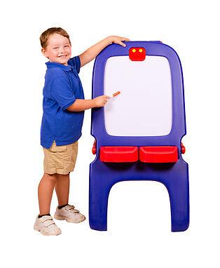 Praktischer Kinderzimmernotizblock: Tafeln für Kinder zum Kritzeln, Schreiben und Malen