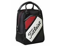 Titleist practice ball bag and 200 golf balls
