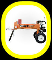 new Brave 20 Ton 2 WAY log splitter, Honda Powerd, USA made